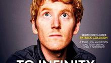 Patrick Collison, the current cover star of Forbes magazine