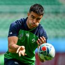 Conor Murray has been named to start for Ireland against Scotland. Photo by Brendan Moran/Sportsfile