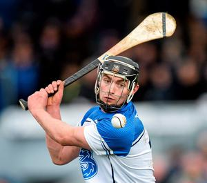 Waterford's Pauric Mahony in action during his side's Allianz Hurling League Division 1 quarter-final at Walsh Park