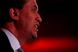 Labour party leader Ed Miliband speaks during a press conference in London (Chris Radburn/PA Wire)