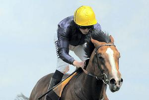 Ryan Moore will be hoping to partner Hillstar to another victory today