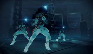 New enemies known as the Taken aren't much more than a reskin of the others