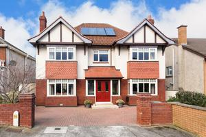 Appealing: the exterior of No2 Mount Alton Court