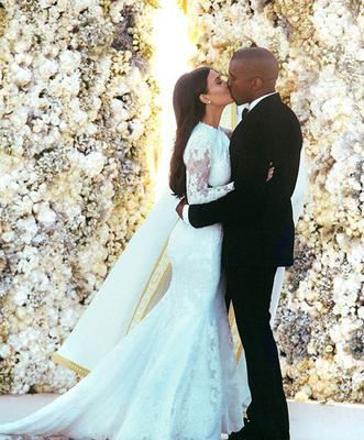 Kim Kardashian and Kanye West wed in May in Florence