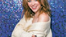 Angela Scanlon, who appears in the RTE documentary 'Full Frontal'. Photo: Kip Carroll.