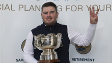 Having won three of the last four Dundalk Scratch Cups, Caolan Rafferty will be bidding this Sunday to become the first player to win three in a row