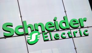 Schneider has four businesses: buildings, industry, infrastructure and information technology, with a market value of €40bn (Getty Images)