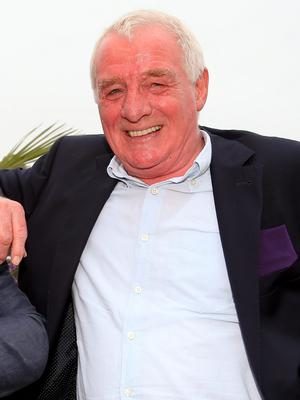 Eamon Dunphy says he would have ended up in jail if he didn't make the move to England