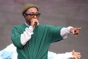 Will.i.am said he is glad to be working with Faith (Matt Crossick/PA)