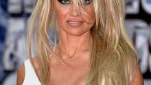 Actress Pamela Anderson arrives at the World Music Awards at Sporting Monte-Carlo
