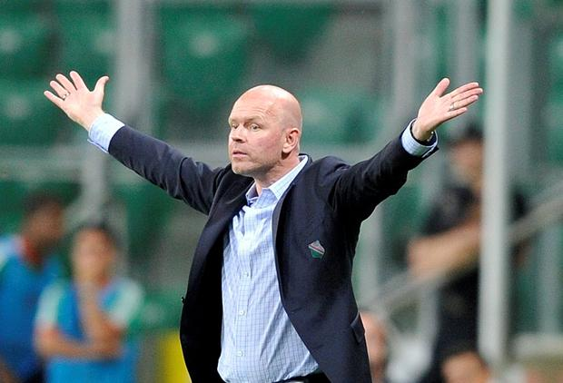 Legia boss Henning Berg vowed that his club would appeal