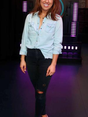 Lottie Ryan pictured at the launch of 3Plus,Three`s  exciting new rewards programme in Bar Neon, 3Arena