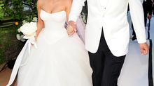 Kim Kardashian and Kris Humphries famously divorced after 72 days.
