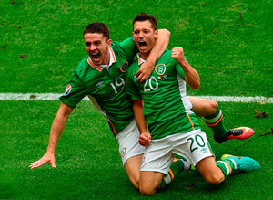 Wes Hoolahan's goal against Sweden at Euro 2016 was a career highlight