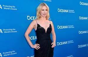 Actress January Jones attends the 'Concert For Our Oceans' hosted by Seth MacFarlane benefitting Oceana at The Wallis Annenberg Center for the Performing Arts on September 28, 2015 in Beverly Hills, California.  (Photo by Alberto E. Rodriguez/Getty Images)