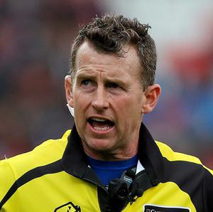 Nigel Owens has been selected as the referee to take charge of Ireland's pivotal World Cup pool game against France at the Millennium Stadium