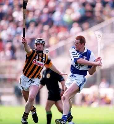 Niall Rigney was a key contributor for Laois between 1988 and 2001. Photo by Ray McManus/Sportsfile