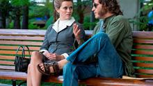 Inherent Vice - Resse Witherspoon as Penny Kimball and Joaquin Phoenix  as Doc Sportello