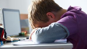 Checking your child's phone and internet history can alert a parent early on to potential cyber-bullying