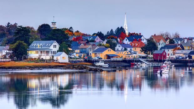Portsmouth, New Hampshire, is the third oldest city in the United States. Picture: Getty Images