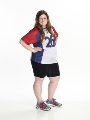 THE BIGGEST LOSER -- Season 15 -- Pictured: Rachel Frederickson -- (Photo by: Paul Drinkwater/NBC/NBCU Photo Bank via Getty Images)