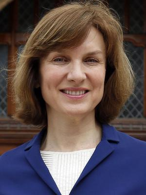 Fiona Bruce is the new host of Question Time (Jonathan Brady/PA)
