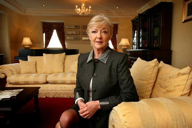 RTE Radio presenter Marian Finucane at City West Hotel. Photo: Tony Gavin 21/2/08