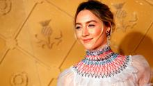 "Actor Saoirse Ronan attends the European premiere of ""Mary Queen of Scots"" in London, Britain December 10, 2018. REUTERS/Phil Noble"