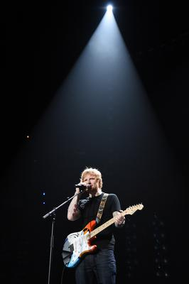 Singer Ed Sheeran will perform in Whelan's on January 24