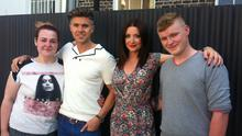 Darren Kennedy and Jennifer Maguire on The Unemployables