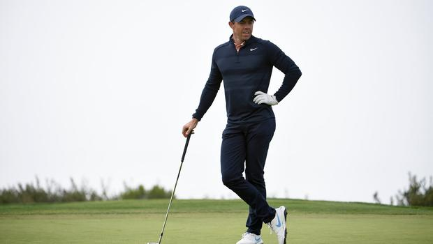 'Rory's got bigger aims than just being world No 1'. AP Photo/Denis Poroy