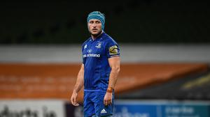 Will Connors' defence has been a huge weapon for Leinster throughout their unbeaten run. Photo by David Fitzgerald/Sportsfile