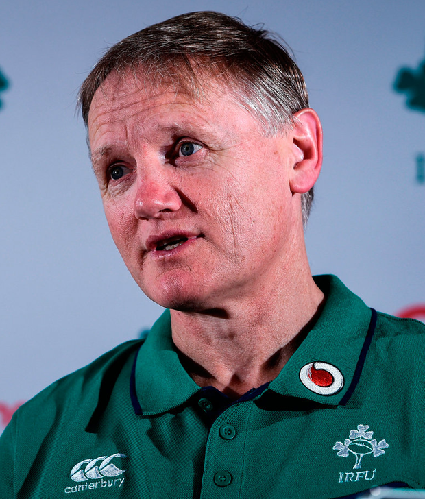 Joe Schmidt confirmed yesterday that Rhys Ruddock will captain the Ireland team on their summer tour of America and Japan. Photo: Sportsfile