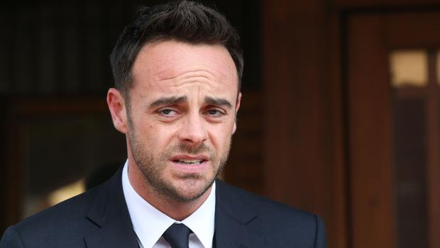 TV presenter Anthony McPartlin has spoken of his new relationship (Jonathan Brady/PA)