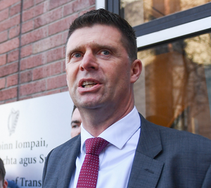 AVAILABLE: Niall Quinn has resigned as Deputy Interim CEO of the FAI