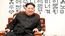 Absent: North Korea leader Kim Jong-un has disappeared from public view. Photo: Korea Summit Press Pool/Getty Images