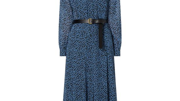 Floral dress, €235 from Michael Michael Kors at Arnotts