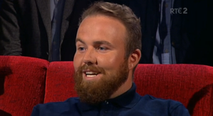 Shane Lowry on Second Captains last night