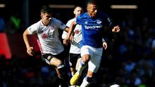 Sheffield United's John Egan had an exceptional game in Saturday's Premier League win over Everton