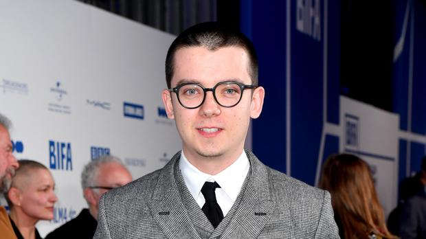 Asa Butterfield (Matt Crossick/PA)