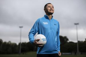 Jason Sherlock, pictured at the launch of the Electric Ireland GAA Minor Championships, has had several coaching offers but taking charge of a county other than Dublin isn't something he's considered. Photo: INPHO/Dan Sheridan