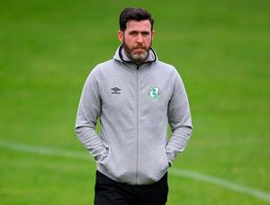 Stephen Bradley believes football in Ireland is being punished by the government's new guidelines