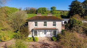 The 77ac residential farm is located at Rathpeacon, 3.5km from Cork city