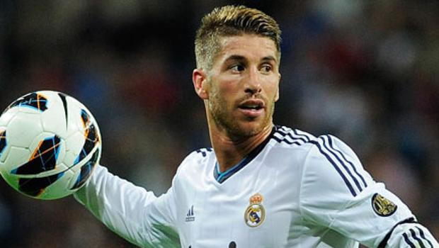Sergio Ramos, Spain: In 2013, the Spanish defender became the youngest player to ever reach 100 caps. Currently in top form, Ramos is considered one of the most attacking centre-backs in the game. To date he has scored 16 goals for Spain. The 6-foot-tall player has one son Sergio Jr, with the TV presenter Pilar Rubio.