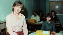 A career in radio: Marian Finucane in her early days with RTÉ