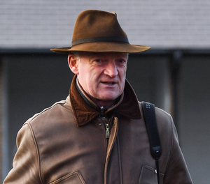 Willie Mullins. Photo: Sportsfile