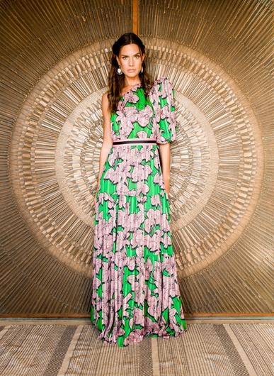 Alison wears:  Dress, Silvian Heach, Aria Boutique. Boots, Marks and Spencer. Earrings, Divine Boutique. Photo: Dylan Townsend