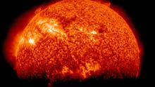 An extreme solar storm is heading for earth