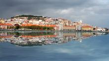 View of Lisbon from Cacilhas