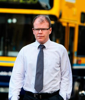 Peadar Tóibín is working to build a new all-Ireland party. Picture: Tom Burke